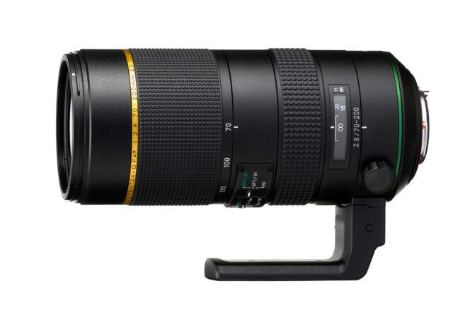 HD Pentax-D FA* 70-200mm F/2.8 ED DC AW
