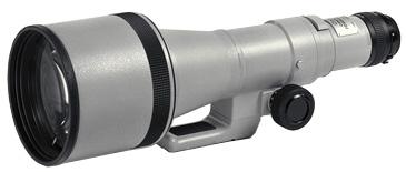Canon FDn 600mm F/4.5
