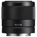 Sony FE 28mm F/2 (SEL28F20)
