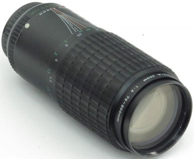 Pentax-A 70-200mm F/4