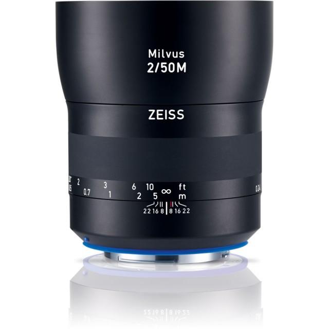 ZEISS Milvus Makro-Planar T* 50mm F/2 ZE / ZF.2