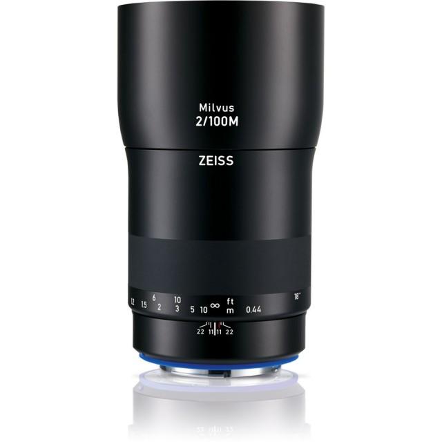 ZEISS Milvus Makro-Planar T* 100mm F/2 ZE / ZF.2