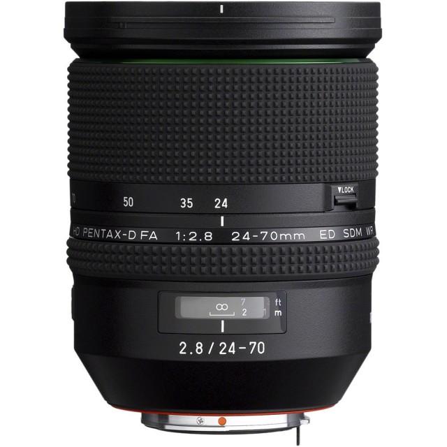 HD Pentax-D FA 24-70mm F/2.8 ED SDM WR