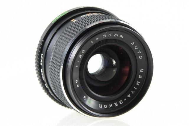 Auto Mamiya-Sekor CS 35mm F/2.8