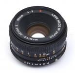 Mamiya-Sekor E 50mm F/2 S