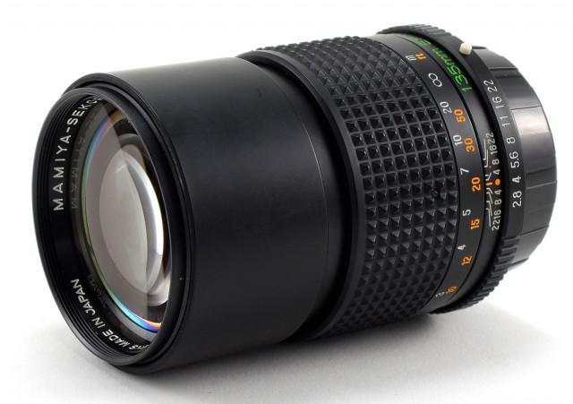 Mamiya-Sekor EF 135mm F/2.8