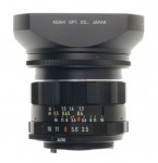 Asahi Super-Multi-Coated Takumar 28mm F/3.5
