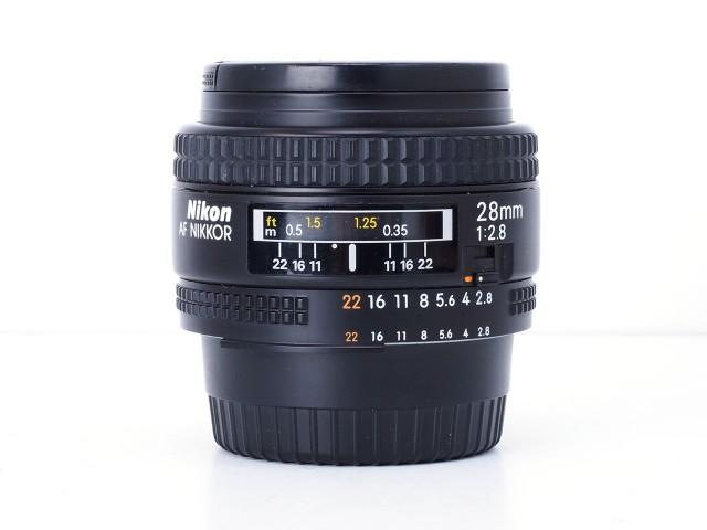 Nikon AF Nikkor 28mm F/2.8 (II)
