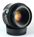 Nikon AF Nikkor 50mm F/1.8 (I)