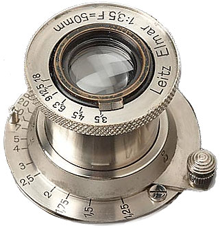 Leitz Elmar 50mm F/3.5