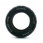 Konishiroku Hexanon (Hexar) 52mm F/1.4