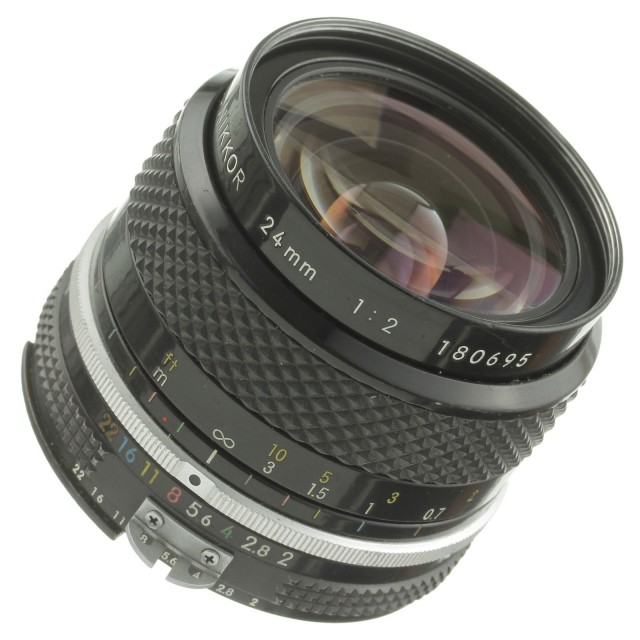 Nikon AI Nikkor 24mm F/2