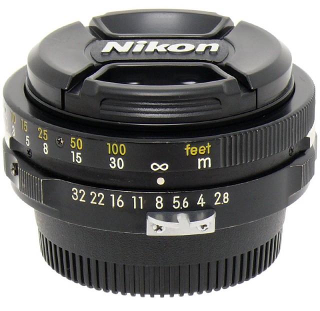 Nikon GN Auto Nikkor(·C) 45mm F/2.8