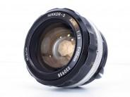 Nikon Nikkor-S 55mm F/1.2