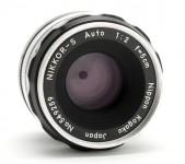 Nikon Nikkor-S 50mm F/2