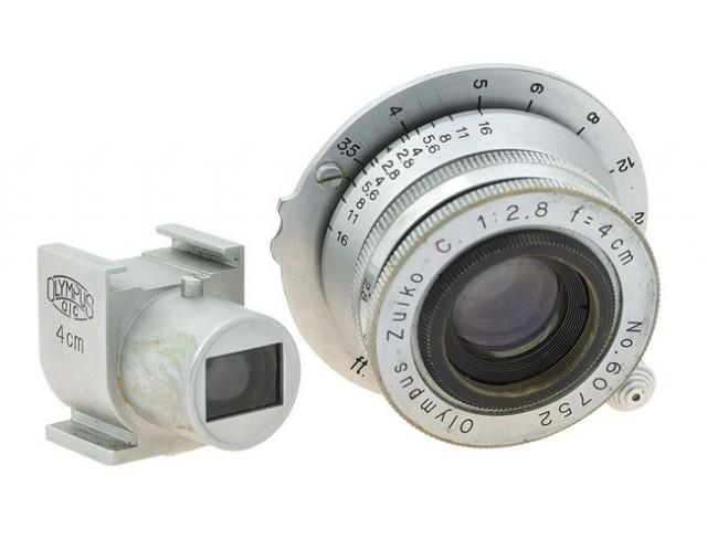 Olympus Zuiko C. 40mm F/2.8
