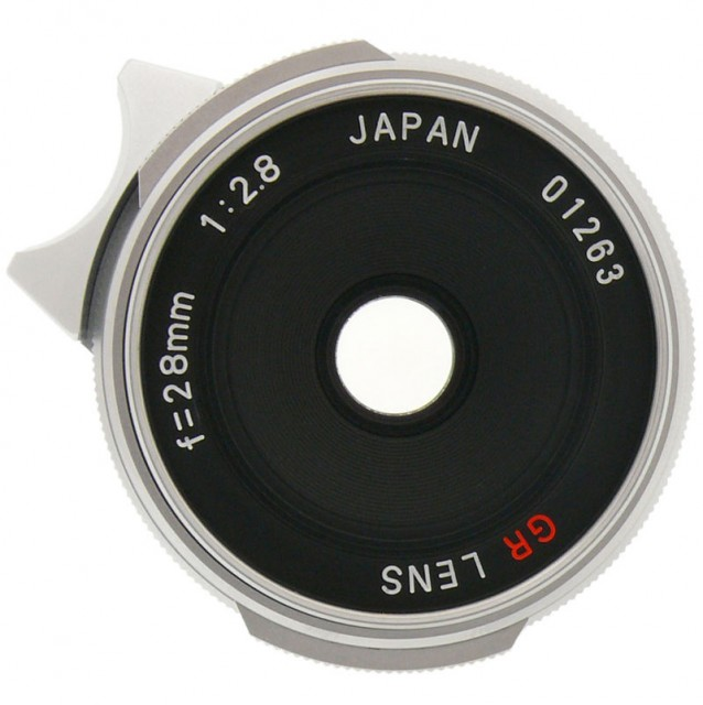 Ricoh GR 28mm F/2.8