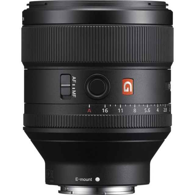 Sony FE 85mm F/1.4 GM (SEL85F14GM)