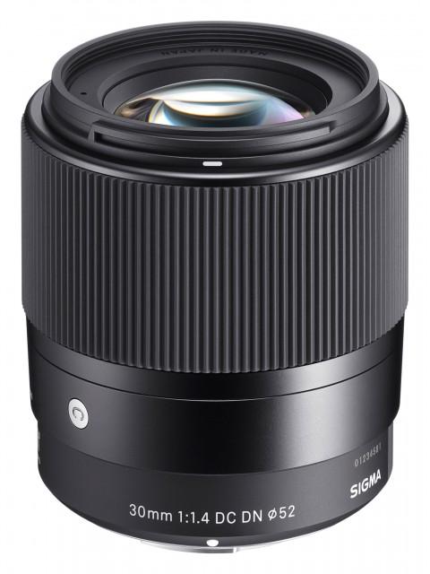 Sigma 30mm F/1.4 DC DN | C