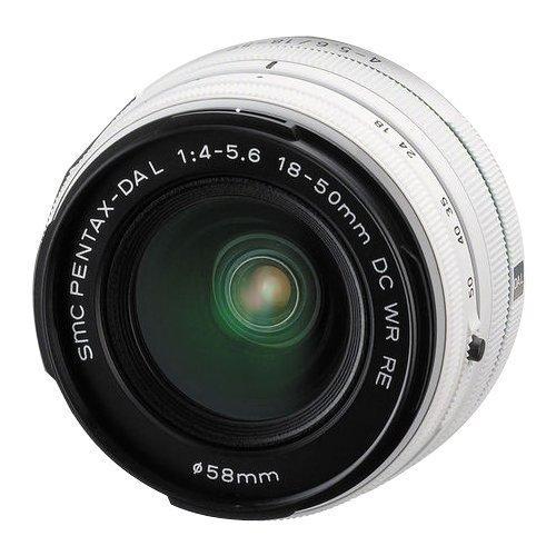 smc Pentax-DA 18-50mm F/4-5.6 DC WR RE