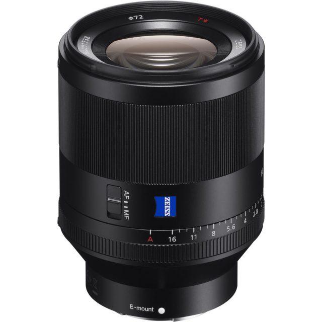 Sony FE ZEISS Planar T* 50mm F/1.4 ZA SSM (SEL50F14Z)