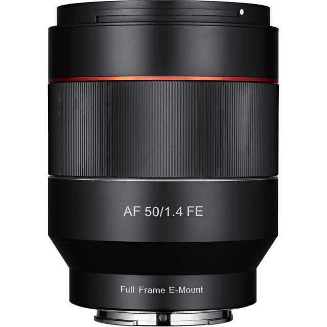 Samyang AF 50mm F/1.4 FE (Rokinon)