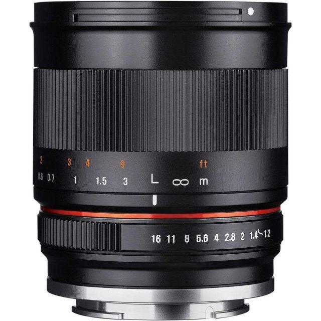 Samyang 35mm F/1.2 ED AS UMC CS (Bower, Rokinon, Walimex Pro)