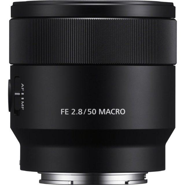 Sony FE 50mm F/2.8 Macro (SEL50M28)