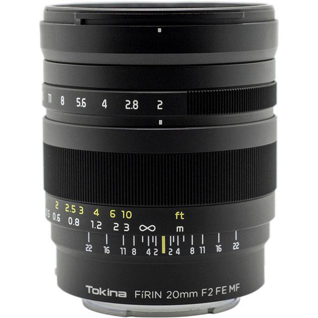 Tokina FiRIN 20mm F/2 FE MF