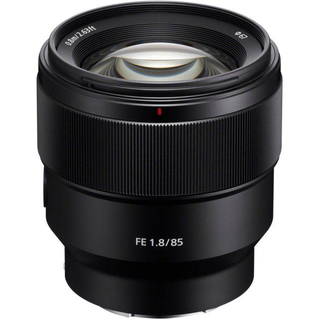 Sony FE 85mm F/1.8 (SEL85F18)