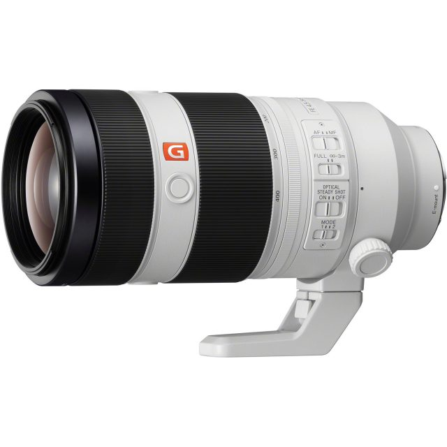 Sony FE 100-400mm F/4.5-5.6 GM OSS (SEL100400GM)