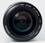 Minolta MD Zoom 75-200mm F/4.5