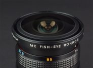 Minolta MC Fish-eye Rokkor(-X) 7.5mm F/4