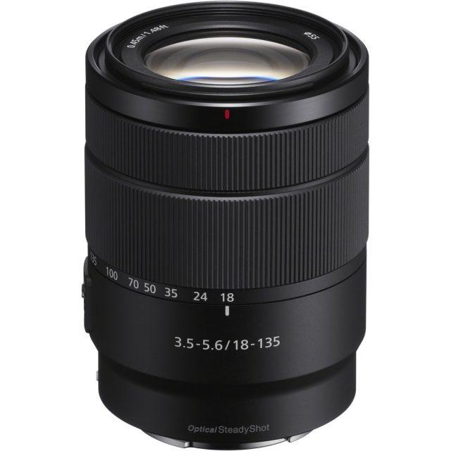 Sony E 18-135mm F/3.5-5.6 OSS (SEL18135)