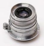 Nikon Nikkor-Q·C 50mm F/3.5