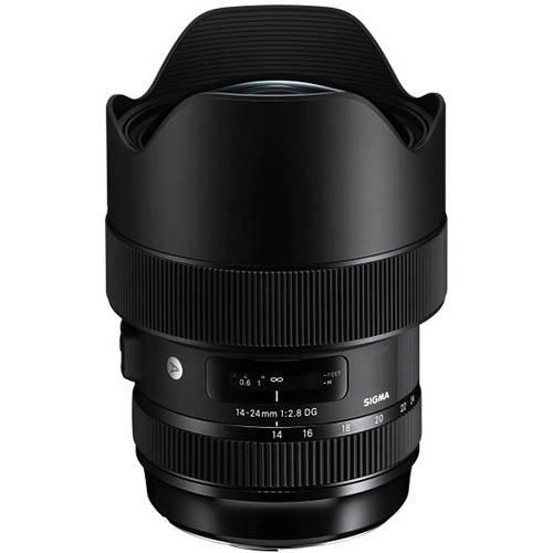 Sigma 14-24mm F/2.8 DG HSM | A
