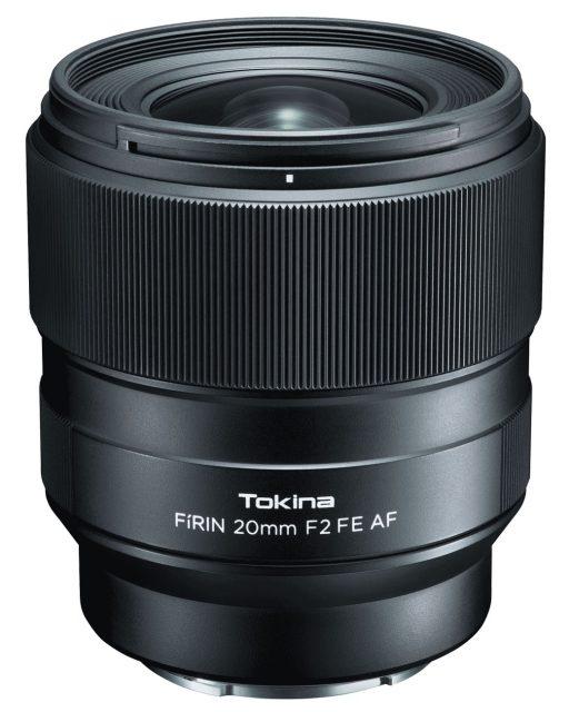 Tokina FiRIN 20mm F/2 FE AF