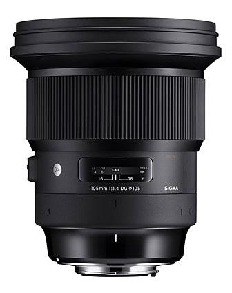 Sigma 105mm F/1.4 DG HSM | A