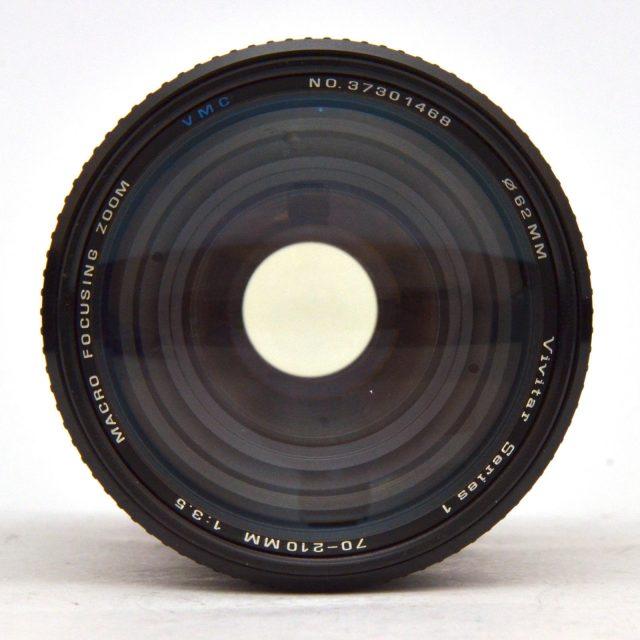 Vivitar Series 1 70-210mm F/3.5 VMC Macro
