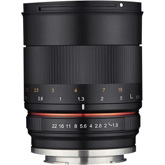 Samyang 85mm F/1.8 ED UMC CS (Bower, Rokinon, Walimex Pro)