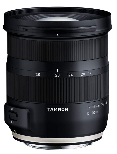 Tamron 17-35mm F/2.8-4 Di OSD A037