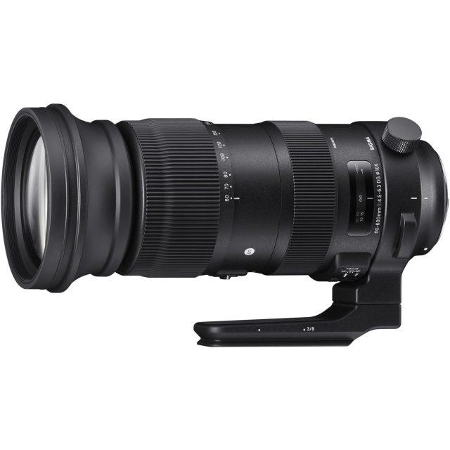 Sigma 60-600mm F/4.5-6.3 DG OS HSM | S