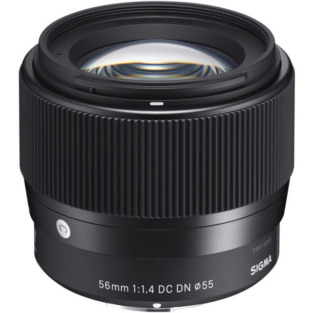 Sigma 56mm F/1.4 DC DN | C