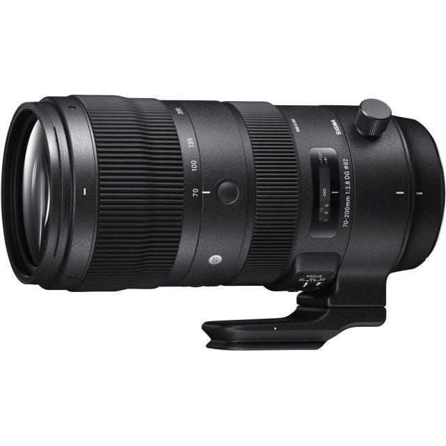Sigma 70-200mm F/2.8 DG OS HSM | S