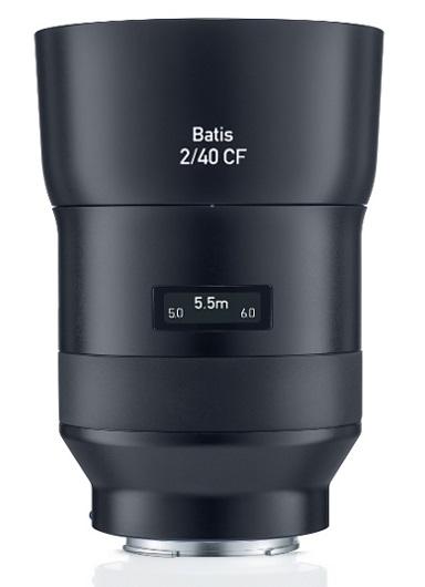 ZEISS Batis Distagon T* 40mm F/2 CF