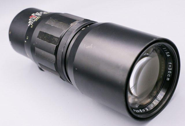 Tokyo Kogaku R. Topcor 300mm F/5.6
