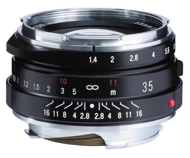 Cosina Voigtlander Nokton 35mm F/1.4 II SC / MC VM