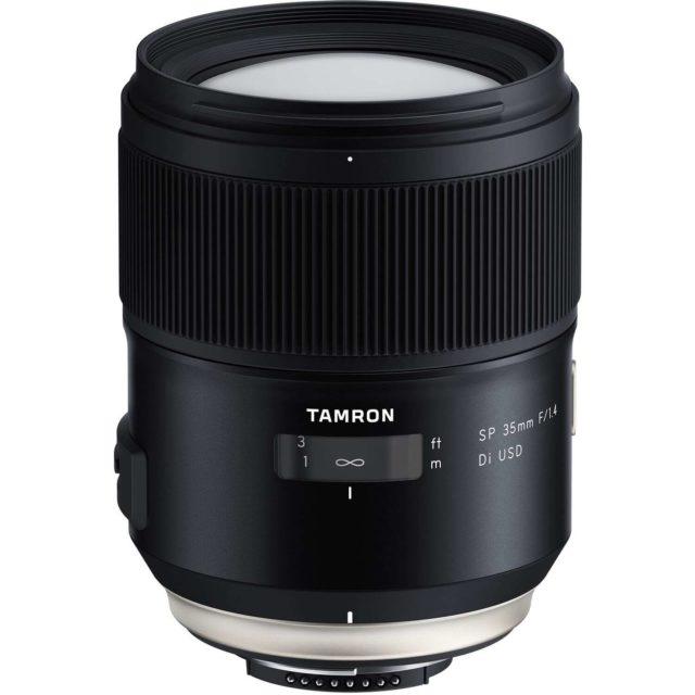 Tamron SP 35mm F/1.4 Di USD F045