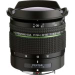 HD Pentax-DA 10-17mm F/3.5-4.5 ED Fisheye