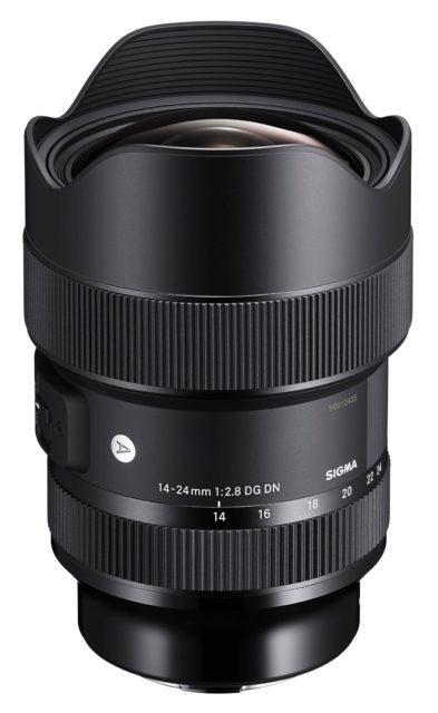 Sigma 14-24mm F/2.8 DG DN | A
